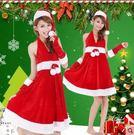 聖誕節衣服女成人聖誕服飾裙子聖誕老人服裝...