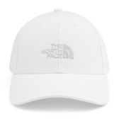 THE NORTH FACE 北臉 老帽 棒球帽 白 可調式 百搭 男女 (布魯克林) NF00CF8CFN4