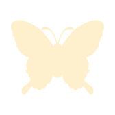 【漆寶】蝴蝶通用噴漆平光「玫瑰白」(1公升裝)