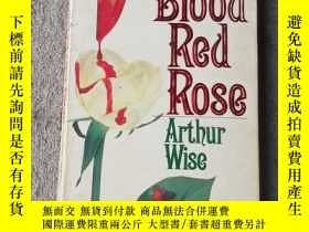 二手書博民逛書店Blood罕見Red RoseY21478 Arthur Wis