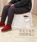坐便器老人孕婦移動馬桶老年人坐便椅成人家用便攜式馬桶大便椅YYP ciyo黛雅