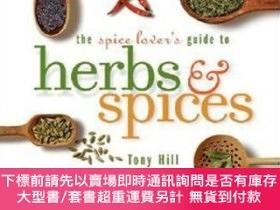 二手書博民逛書店The罕見Spice Lover s Guide to Herbs and SpicesY454646 Ton