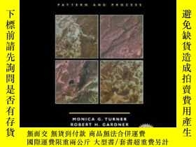 二手書博民逛書店Landscape罕見Ecology In Theory And PracticeY255562 Monica