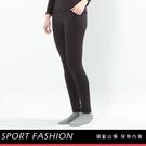 3M吸濕排汗技術 內裡刷毛 機能保暖排汗長褲 發熱褲 女生款 黑色(四色可選)