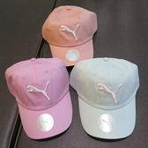 【iSport愛運動】PUMA 基本系列棒球帽(N)老帽 後粘可調式 052919- 粉嫩三色