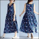5天出貨★中大尺碼洋裝 連身裙★ifairies【57234】