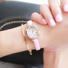 ins原宿風韓版簡約潮流細帶小巧小清新氣質小錶盤星空女學生手錶