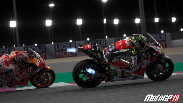 PS4 MotoGP 19 世界摩托車錦標賽 -英文亞版- 摩托車 重型機車 Moto GP 2019 Ride