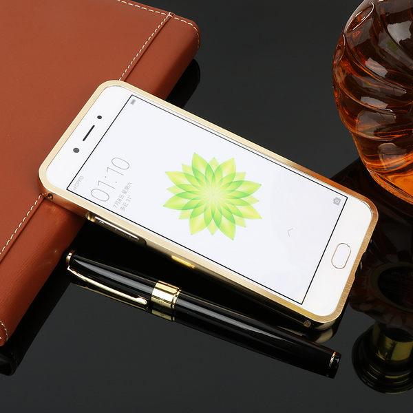 自拍鏡面手機殼 OPPO A77 手機殼 OPPO F3 金屬邊框 保護殼 硬殼 電鍍 外殼 鏡面背蓋 金屬框