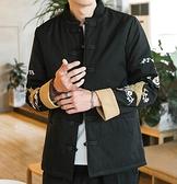 中國風男裝中式唐裝中山裝