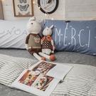 MERCI A3枕套乙個 100%復古純棉 台灣製造 棉床本舖