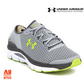 【UA Under Armour】男款慢跑鞋Speedfrom Intake2-灰色(3000288101)-現貨/預購全方位慢跑概念館