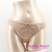 Chasney Beauty-Porcelain瓷紋S-L蕾絲丁褲(玫瑰粉)