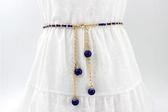 腰鍊女款細珍珠裝飾百搭配連身裙