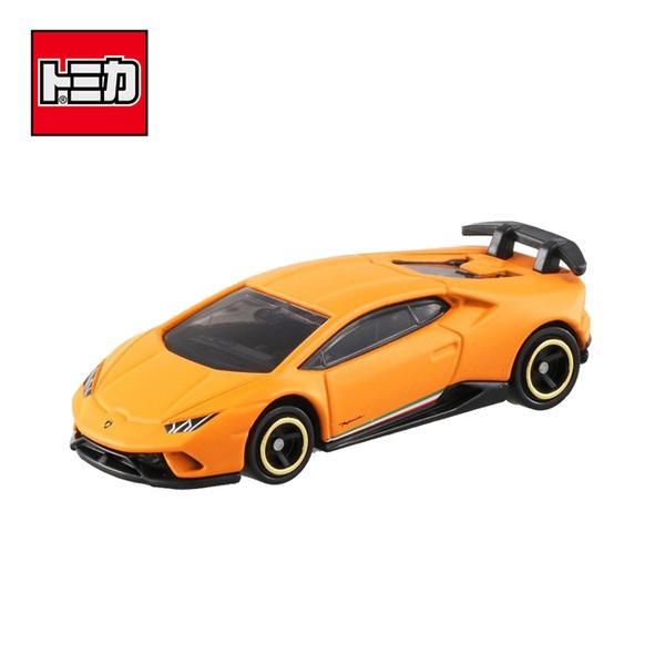 【日本正版】TOMICA NO.34 藍寶堅尼 Huracan 跑車 Lamborghini 玩具車 多美小汽車 - 879947
