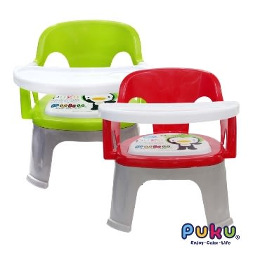 藍色企鵝 PUKU Crocodile小鱷魚餐盤BB椅