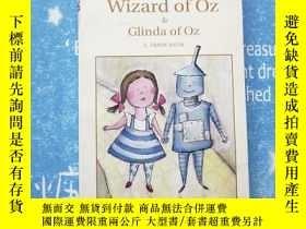 二手書博民逛書店The罕見Wonderful Wizard of Oz & Gl