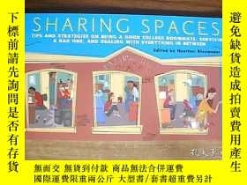 二手書博民逛書店SHARING罕見SPACESY13197 edited by