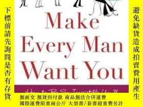 二手書博民逛書店Make罕見Every Man Want YouY364153 Marie Forleo Mcgraw-hil