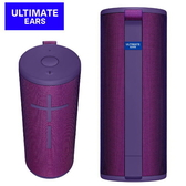 【Logitech 羅技】UE BOOM3 藍芽音箱 / 電波紫 【加碼贈USB風扇】