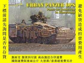 二手書博民逛書店Tankograd罕見FastTrack 21Urban Panzer Ops (slight damage)-T