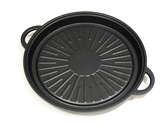TODAY 韓式健康燒烤盤 33CM  平底鍋 TL332 台灣製 適用 韓式烤肉 鐵板燒