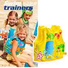 嬰兒 充氣海洋兒童救生衣 戲水池 泳池浴缸玩水學游泳 橘魔法 Baby magic 現貨