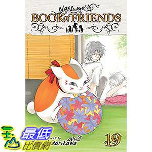 [ 美國直購 2016 暢銷書] Natsume s Book of Friends , Vol. 19 Paperback