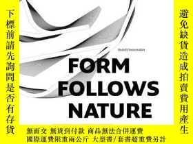 二手書博民逛書店Form罕見Follows NatureY256260 Rudolf Finsterwalder Spring