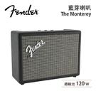 【限時下殺+24期0利率】Fender 美國 藍芽喇叭 The Monterey
