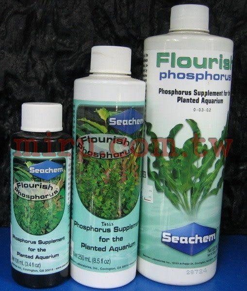 【西高地水族坊】美國原裝進口 西肯Seachem 高濃度磷添加劑(100ml)