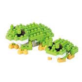 【日本KAWADA河田】Nanoblock迷你積木-樹蛙 NBC-161