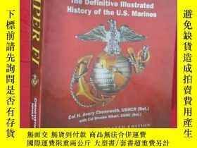 二手書博民逛書店Semper罕見Fi: The Definitive Illus