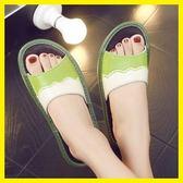 除舊迎新 新款夏季牛皮家居室內地板真皮皮拖鞋夏天防滑居家涼拖鞋男女情侶