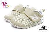 New Balance學步鞋 小童 按摩鞋墊 寬楦 寶寶鞋N8511#米白◆OSOME奧森童鞋