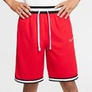 Nike Dri-FIT DNA 男裝 短褲 籃球 輕盈 導濕 速乾 口袋 紅【運動世界】BV9447-657