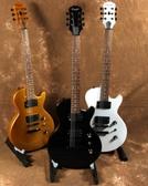 DRL固定琴橋電吉他22品電吉它吉他送琴包(經典版)-炫彩腳丫折扣店