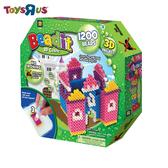 玩具反斗城 拼豆-3D城堡組#