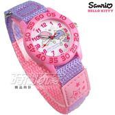 SANRIO三麗鷗 雙子星 KikiLala 日本機芯 童趣卡通女錶 兒童錶 女錶 粉紅x紫 S7-1047T帆