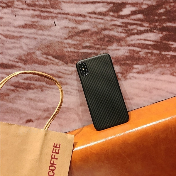 黑色碳纖維 紅米Note7 紅米Note6 pro Note5 手機殼 輕薄防摔殼 防手汗指紋 紅米7 紅米6 保護殼保護套