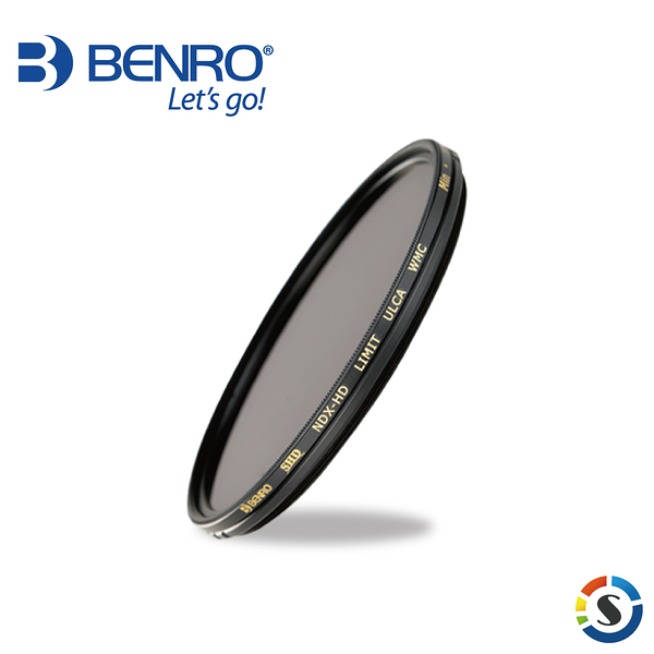 BENRO百諾 82mm SHD IR-CUT NDX-HD LIMIT ULCA WMC 可調式減光鏡