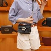 涵語女包包新款2021單肩斜背女包女法國鱷魚紋小眾鏈條包包洋氣包 【端午節特惠】