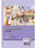 二手書博民逛書店 《Don Quixote 唐吉訶德 (25K彩圖文學改寫+1CD)》 R2Y ISBN:9861847308
