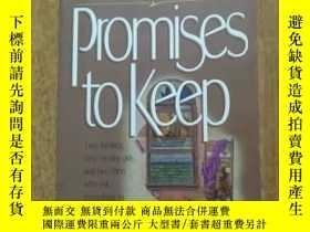 二手書博民逛書店PrOmiSes罕見to KeePY273401 出版1991