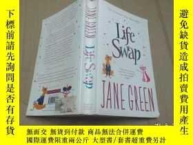 二手書博民逛書店Life罕見Swap 英文原版大32開厚本Y19506 Jane Green 著 Penguin books