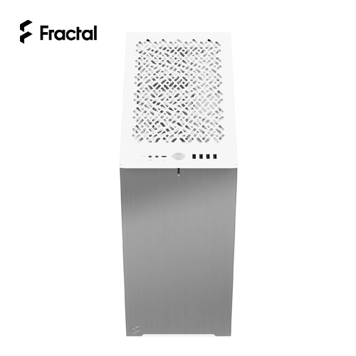 Fractal Design Define 7 Compact ATX 電腦機殼 白色 FD-C-DEF7C-05 靜音 支援 240mm 頂部一體式水冷 GPU可達 341mm