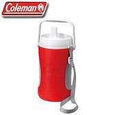 【偉盟公司貨】丹大戶外 美國【Coleman】1.89公升 野餐保冷水壺(紅) CM-0449J