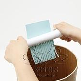 碎紙機白色簡潔辦公 手動碎紙機 迷你手搖碎紙機