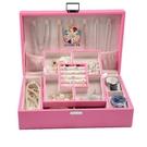首飾盒大容量首飾收納盒公主歐式正韓手飾品...
