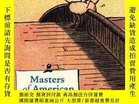 二手書博民逛書店Masters罕見Of American ComicsY256260 Crouch, Stanley (edt